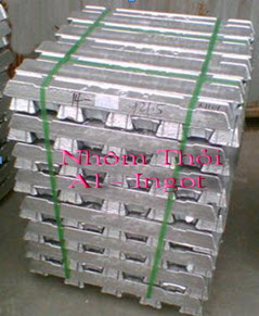 Nhôm Thỏi  Aluminum Ingot